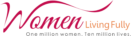Women Living Fully Logo